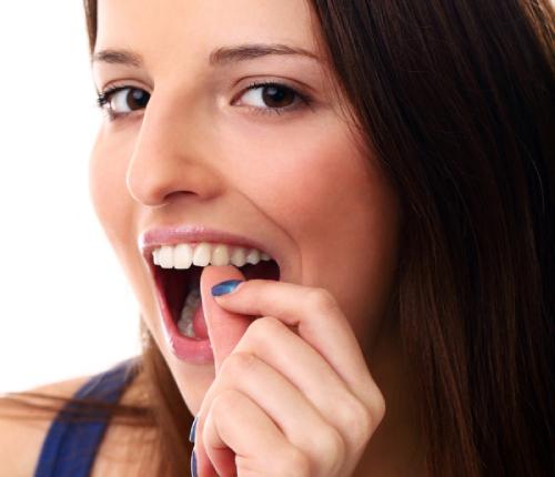 фото пломбы зуба